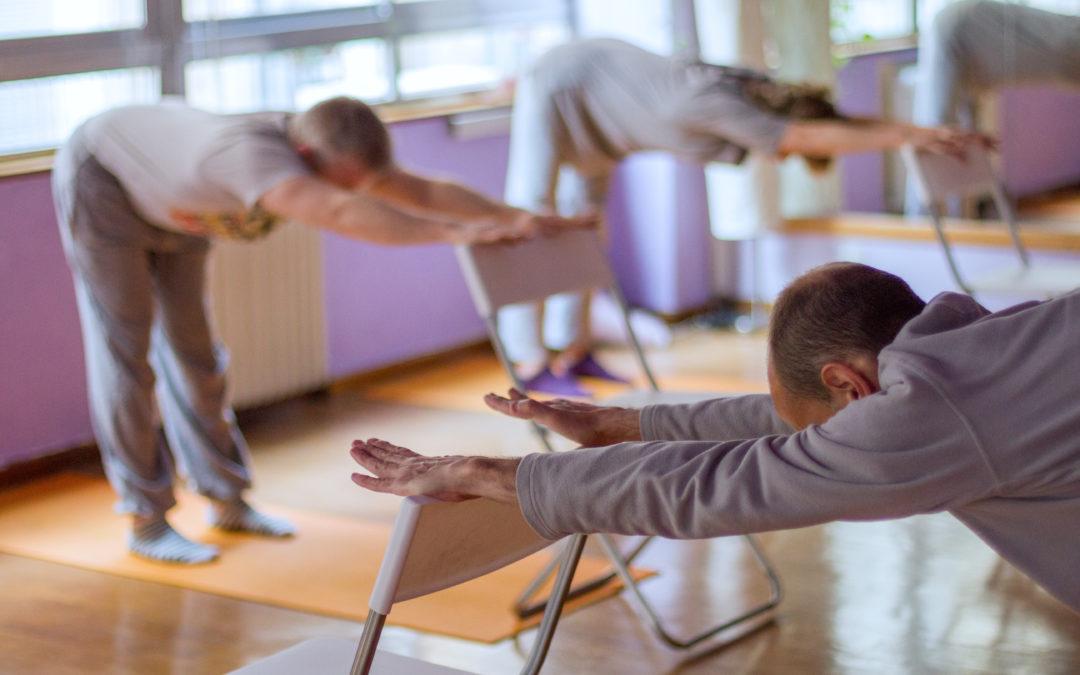 Gentle Yoga Ananda
